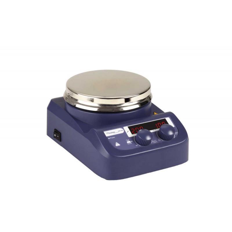 PHOENIX Magnetrührer mit Heizung RSM-10HS (mit Edelstahlplatte)