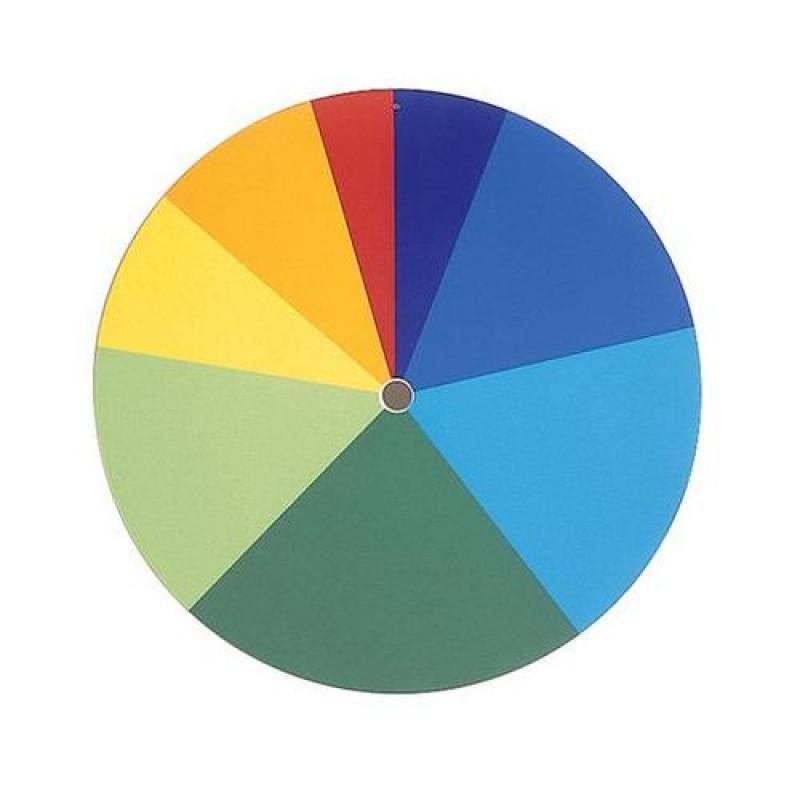 Farbenscheibe nach Newton - 3B Scientific
