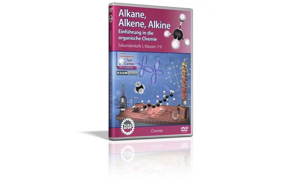 Alkane – Alkene – Alkine